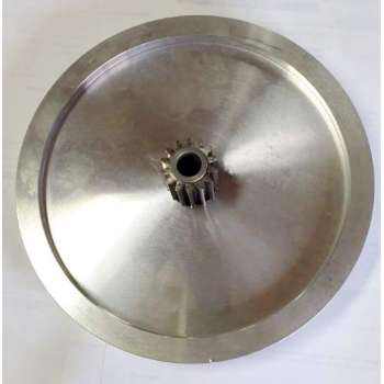 Antriebsscheibe mit Ringen für Kity Bestcombi 260 Mobilteil