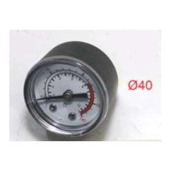 Gauge pressure for compressor Scheppach HC24(e) et HC50(e)