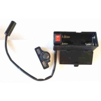 Laser for radial miter saw...