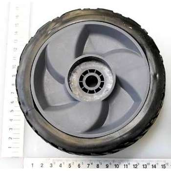 Front wheel for lawn mower Scheppach LMH400-P