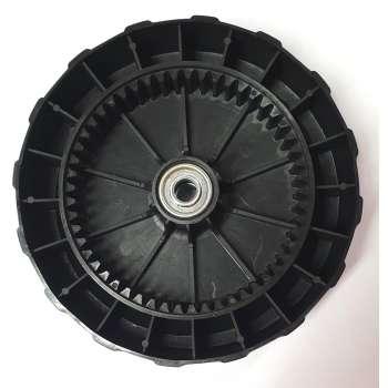 Rear wheel for lawn mower...
