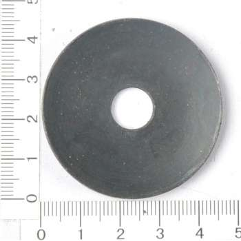 Washer for lawn mower...