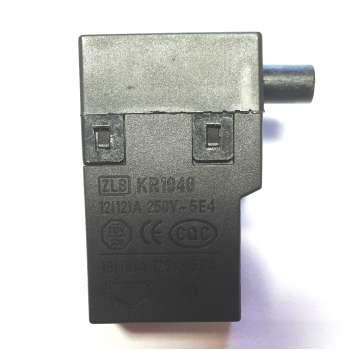 Interrupteur pour scie à onglet radiale Scheppach KGZ251, Kity MS254, Woodster SL10LU²