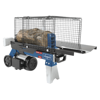 Log splitter 6.5 ton horizontal Scheppach HL660o