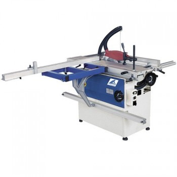 Combined router saw Jean l'ébéniste TS1200i with trolley 1200 mm - 230V