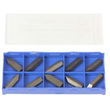 Threading inserts for 12mm shank turning tools for C7 / D6 (pack of 10)
