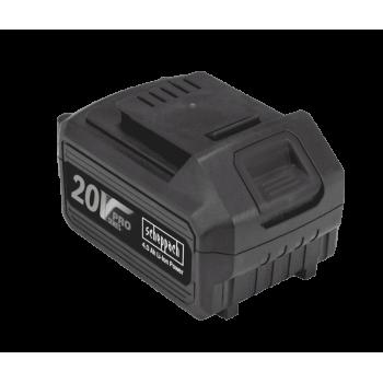 SCHEPPACH battery - 20V - 4.0Ah BA4.0-20ProS