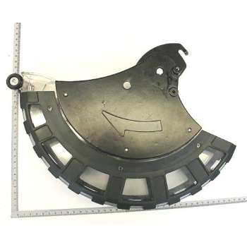 Protector blade for radial...