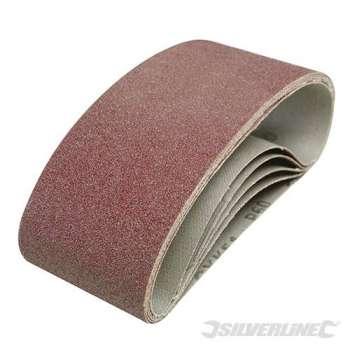 Bande abrasive 75x457 mm...