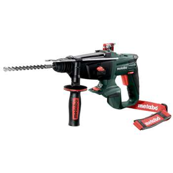 Rotary hammer drill Metabo...