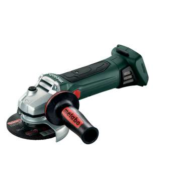 Cordless angle grinder...