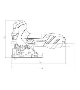 Jigsaw Metabo STE 140