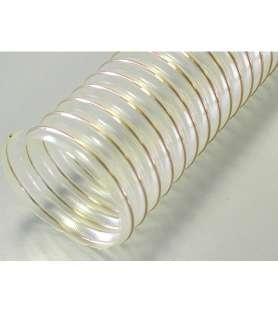Flexible tuyau d'aspiration industriel PU7 dia 100 mm