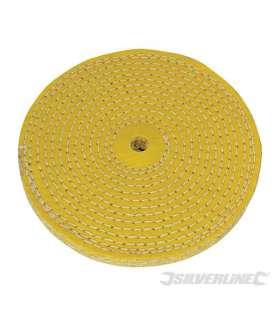 Sisal Buffing Wheel 150 mm