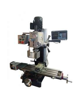 Metal drilling machine...