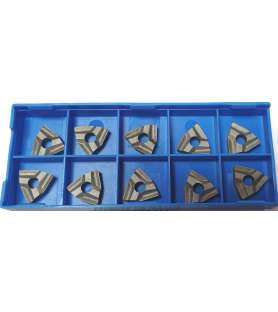 Carbide inserts for 12 mm...