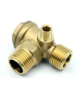 Non return valve for...