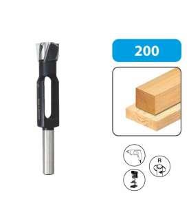 Steel corking drill bit WS...
