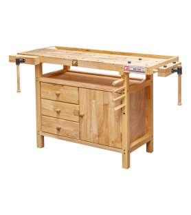 Carpenter's workbench 1380...