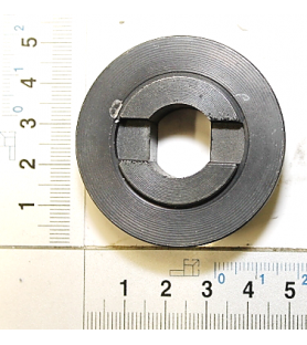 Inner flange for plunge saw...