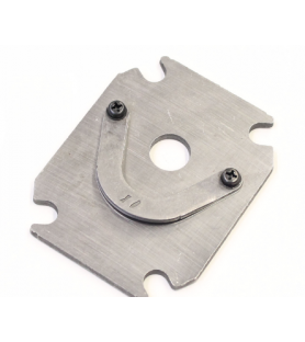 Gasket support plate for...