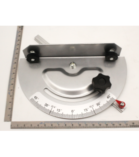 Angle guide for table saw...