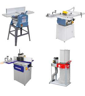 Combined compound machines...