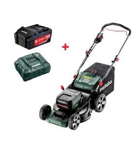 Tondeuse sans fil Metabo RM 36-18 LTX BL 46 + Batterie 5.2Ah + chargeur !