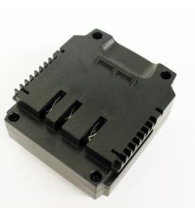 Chargeur de batterie pour tondeuse Scheppach MS150-46E, MS196-51E, MS225-23E, Woodstar TT173-51E et TT196-51SE