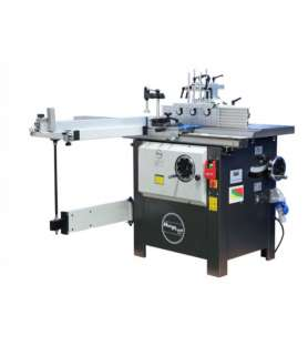 Spindle moulder with...