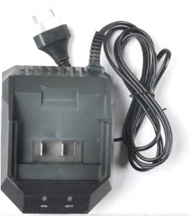 Chargeur de batterie pour tondeuse à gazon Scheppach