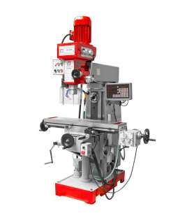 Vertical milling machine...