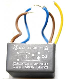 Condensateur pour dégauchisseuse Kity PT8500 et Woodstar PT85