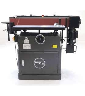 Ponceuse à bande oscillante Holzprofi Maker ES6108 - 400V