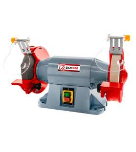 Double bench grinder...