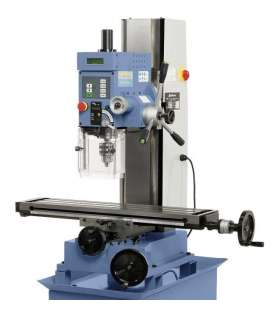 Drilling and  milling metal...
