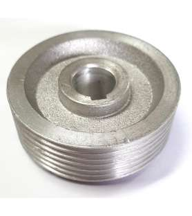 Pulley for radial miter saw...