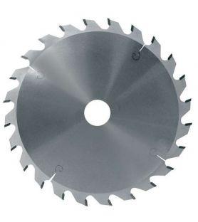 Lame de scie circulaire carbure 150 mm alésage 16 - 24 dents