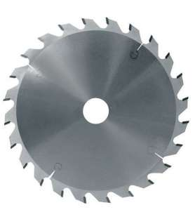 Circular saw blade dia 150 mm bore 20 mm - 24 teeth