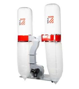Dust collector Holzmann ABS3880 - 400V