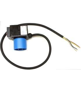 Interrupteur 230V pour scie circulaire, scie à bûches, fendeurs, etc...