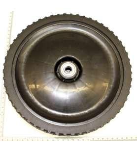 Roue arrière ref 5911241020 pour tondeuse Scheppach et Woodster