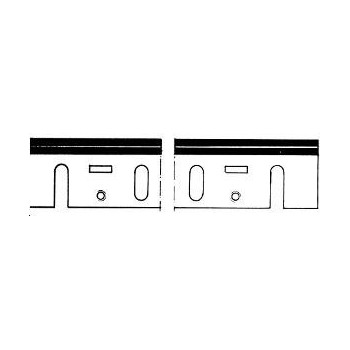 Plancha réaffûtables de acero 155x32x3.0 mm fresadora Makita 1805B y 1805N