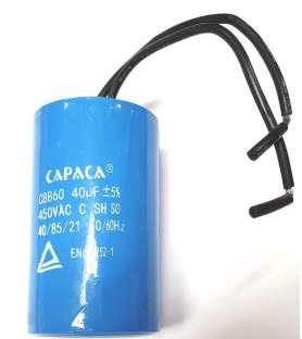 Motor capacitor 40µF - 450V