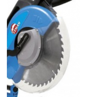 Blade protector for radial...