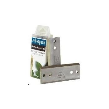 Coltelli per cippatrice Scheppach Biostar 3000