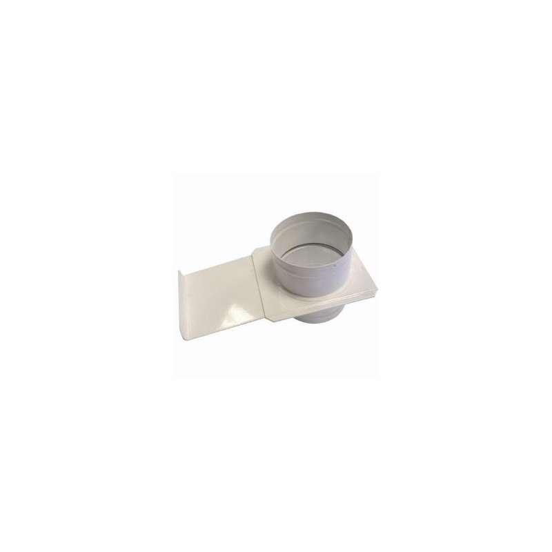 Nozzle pull shutter diameter 100 mm (door sash)