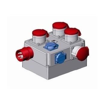 Disparador automático de máquinas monofásicas y trifásicas - temporizador