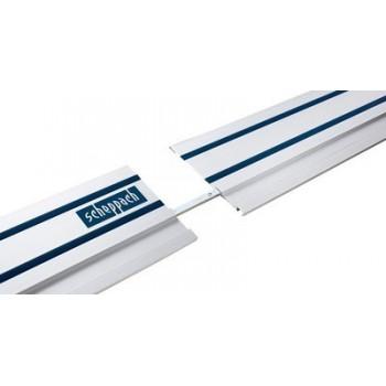 Rail de guidage 1,40 m pour scie plongeante Scheppach CS45 et PL45