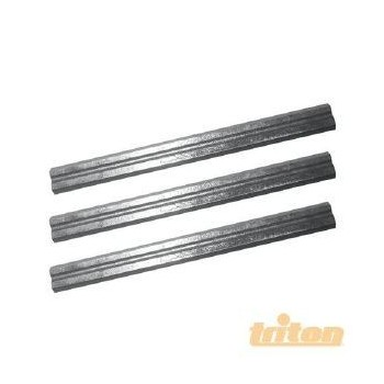 Irons for a plane electric Triton 180 mm (pack of 3)